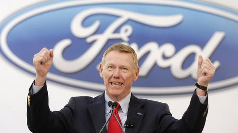 Alan Mulally hat Ford gut durch die Krise geleitet