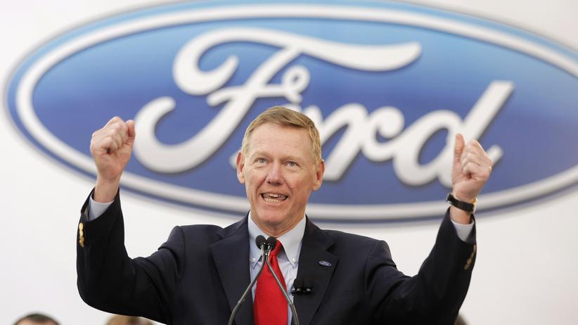 Ford: Das blaue Wunder