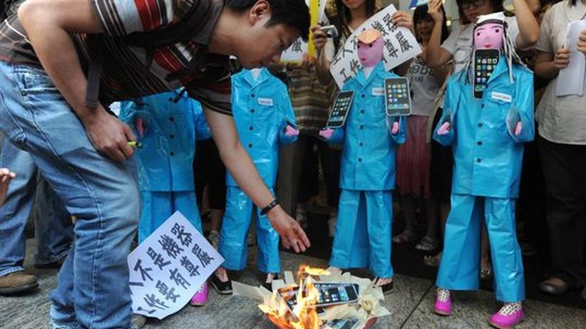 Taiwan: Arbeiter sollen Suizid-Verzicht unterschreiben