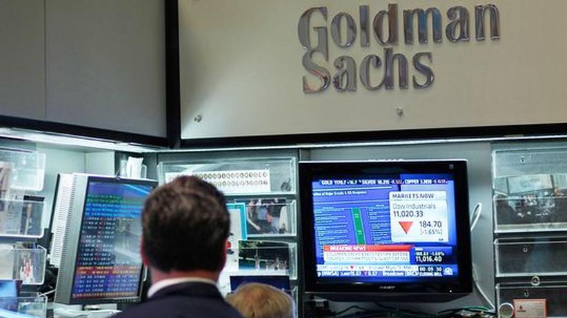 Betrugsvorwurf: Hedgefonds verklagt Goldman Sachs
