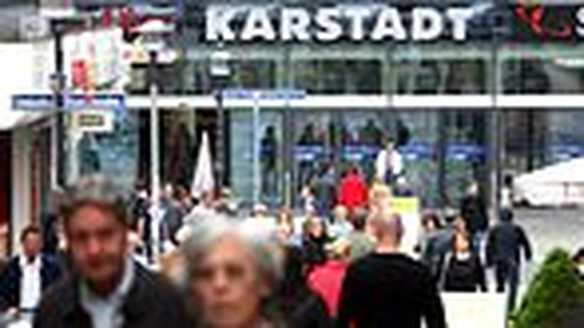 Warenhäuser: Karstadt muss sich neu erfinden