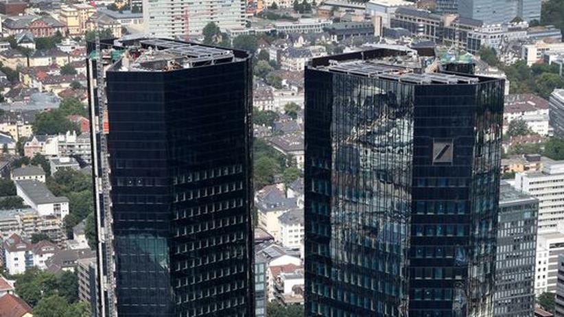 Wirtschaftskriminalität: Deutsche Bank soll vor Großrazzia gewarnt worden sein