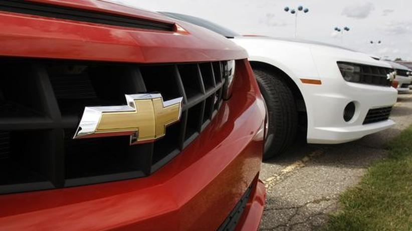 Autoindustrie: General Motors beantragt Börsengang