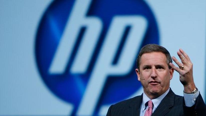 Führungswechsel: HP-Chef Hurd tritt nach gefälschten Abrechnungen zurück