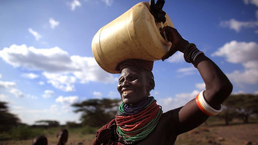 """Ressourcenknappheit: """"Eine Wasser-Börse ist die Lösung"""""""