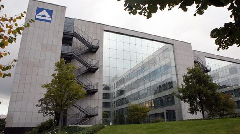 Das Hauptquartier des größten deutschen Baukonzerns Hochtief in Essen