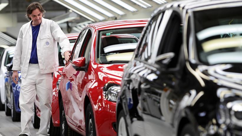 Automobilbranche: VW im Höhenrausch