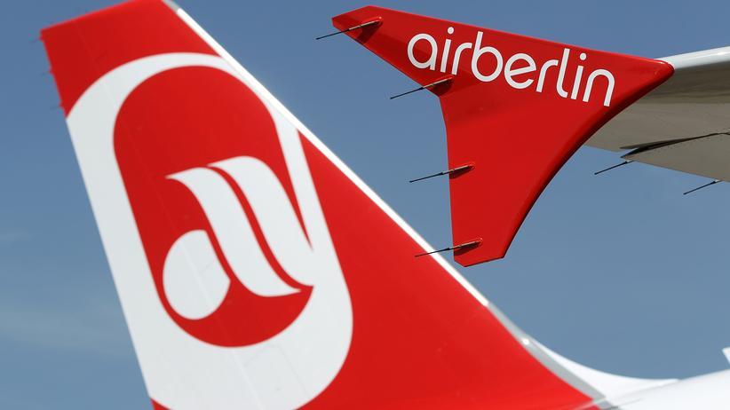 """Air Berlin: """"Die Flugsteuer ist verfassungswidrig"""""""