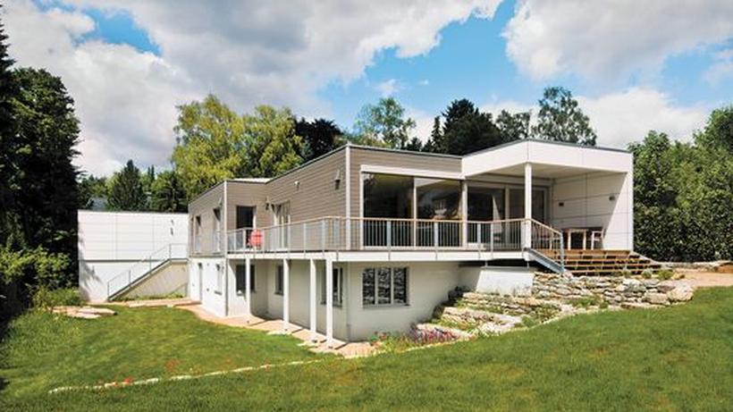 Holzhaus Architektur architektur spießig war gestern zeit