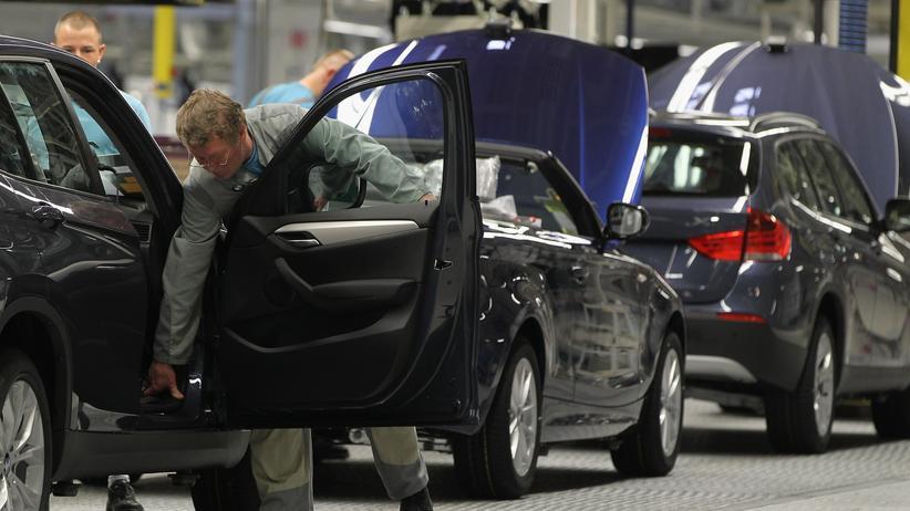 Autoindustrie: Vorsorge für härtere Zeiten