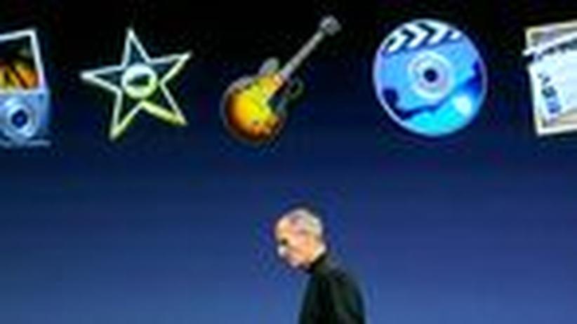 Steve Jobs: Der König ist krank