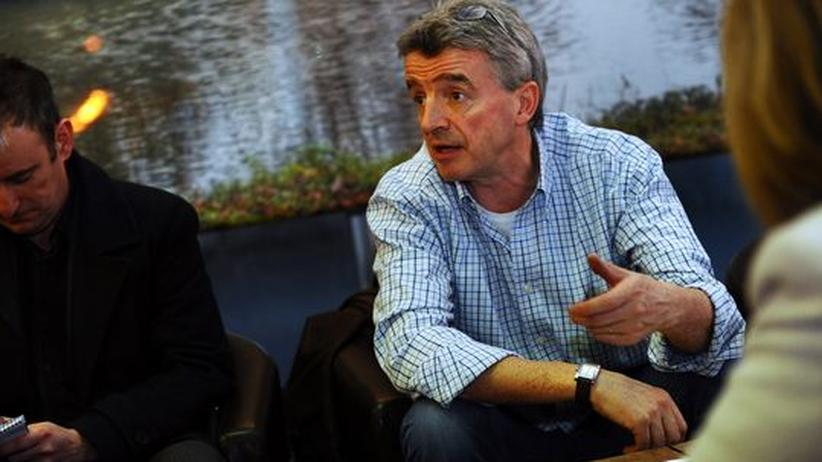 Ryanair: Ryanair-Chef Michael O'Leary