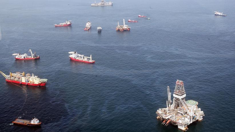 Ölpest im Golf: BP reicht Milliardenklage gegen Bohrinsel-Betreiber ein