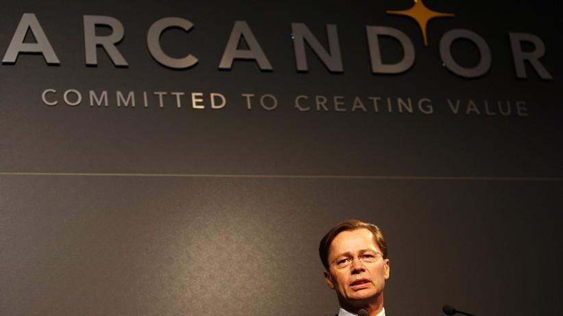 Arcandor-Pleite: Middelhoff muss sich auf Schadenersatz einstellen