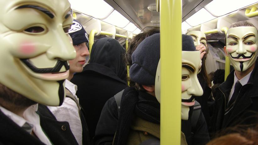 Hacker-Angriff: Sony vermutet Anonymous hinter Datendiebstahl