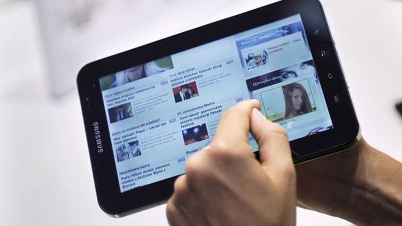 Samsung vs. Apple: Gericht bestätigt vorerst Verkaufsverbot von Samsung-Tablet