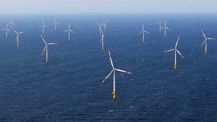 Erneuerbare Energien: Finanzinvestoren bauen jetzt Windparks