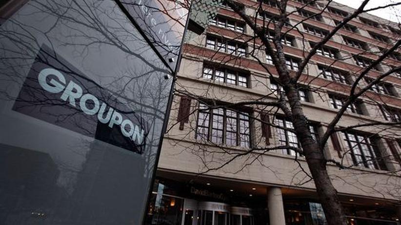 Internetunternehmen: Groupon verschiebt offenbar Börsengang