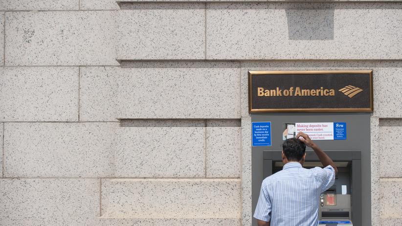 Bank of America: Eine Bank als Zeitbombe