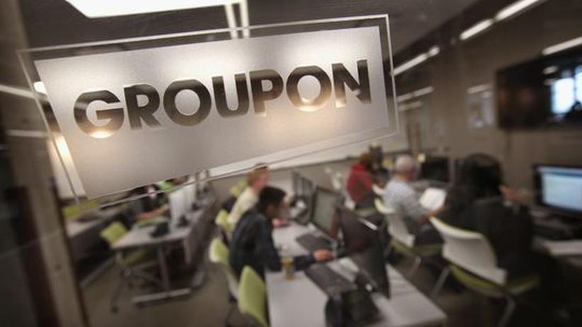 Groupon-Börsengang: Zweifel am Deal des Tages