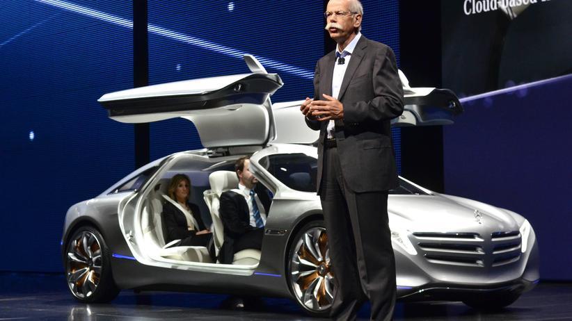 Autoindustrie: Mercedes will wieder cool werden