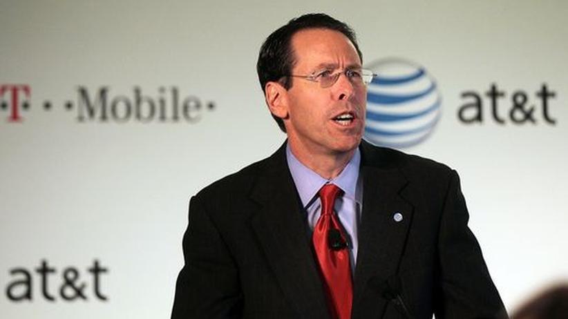 Telekommunikation: AT&T sagt Übernahme von T-Mobile USA ab