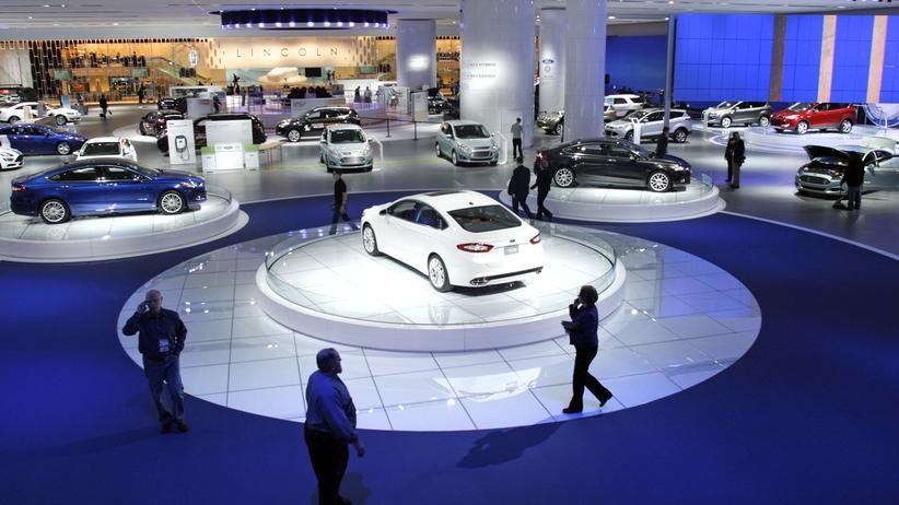 US-Autoindustrie: Das kleine Wunder von Detroit