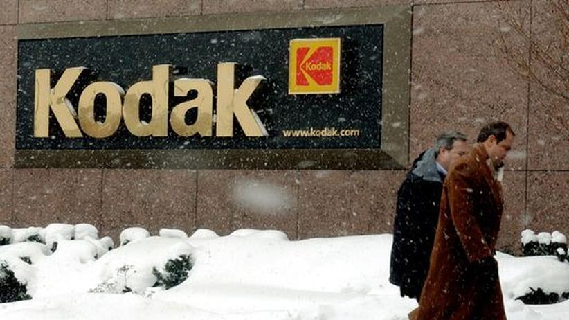 US-Unternehmen: Kodak stellt Insolvenzantrag