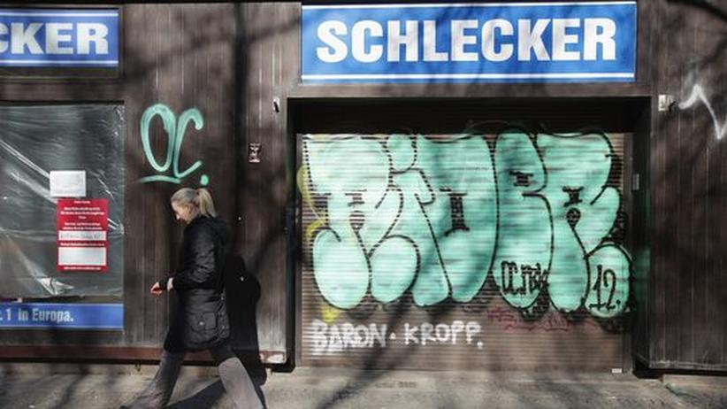 Insolvenzverfahren: Osteuropäischer Investor wirbt um Schlecker
