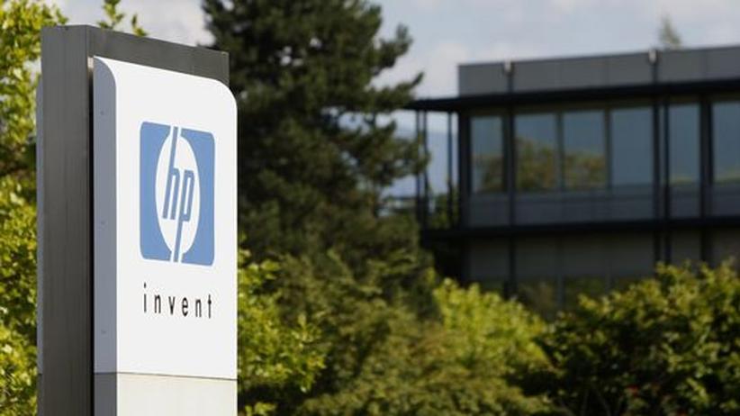 Sparvorhaben: Hewlett-Packard plant massiven Personalabbau