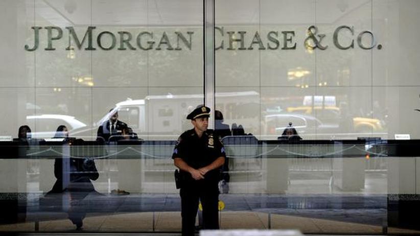 US-Großbank: J.P. Morgan verliert weitere Milliarde