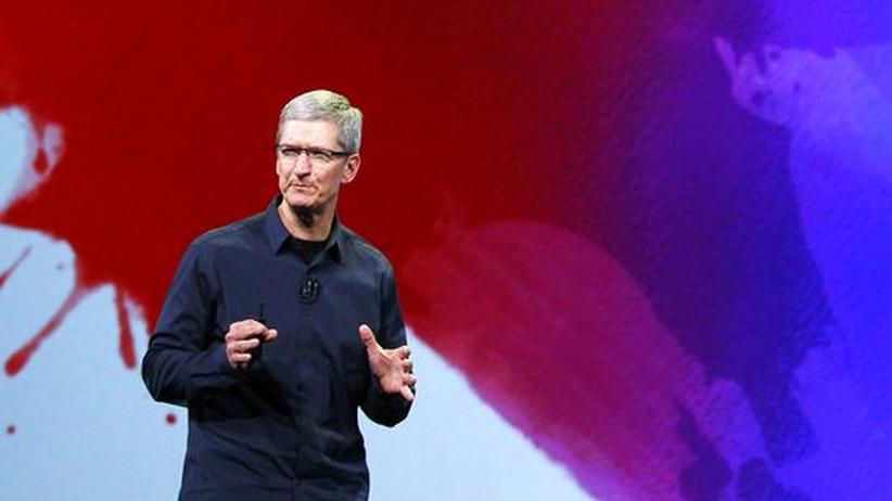 Managervergütung: Apple-Chef verzichtet auf 75 Millionen Dollar