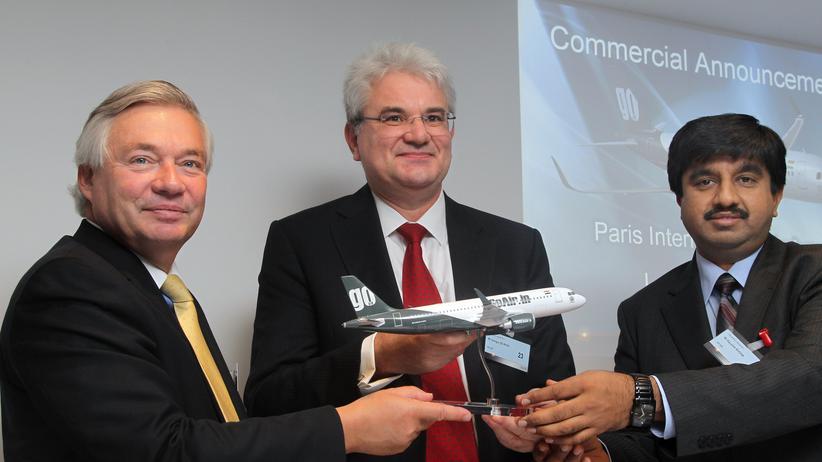 Flugzeughändler: Er würde selbst Gott noch ein Flugzeug verkaufen