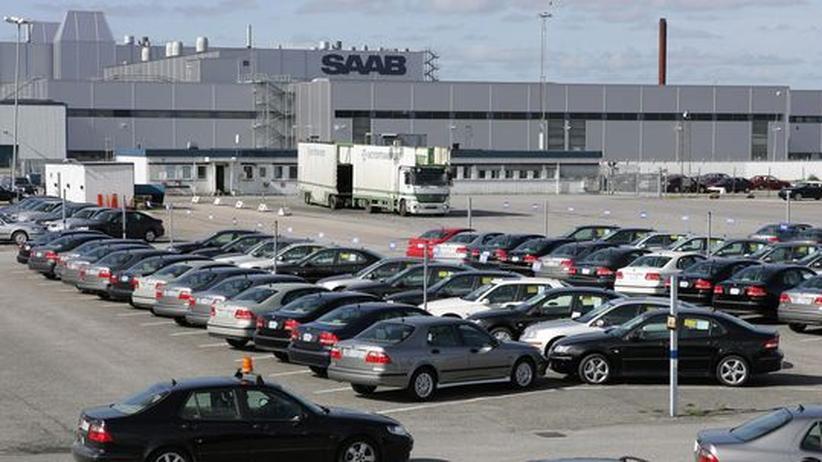 Insolvenz: Saab soll nur noch Elektroautos bauen