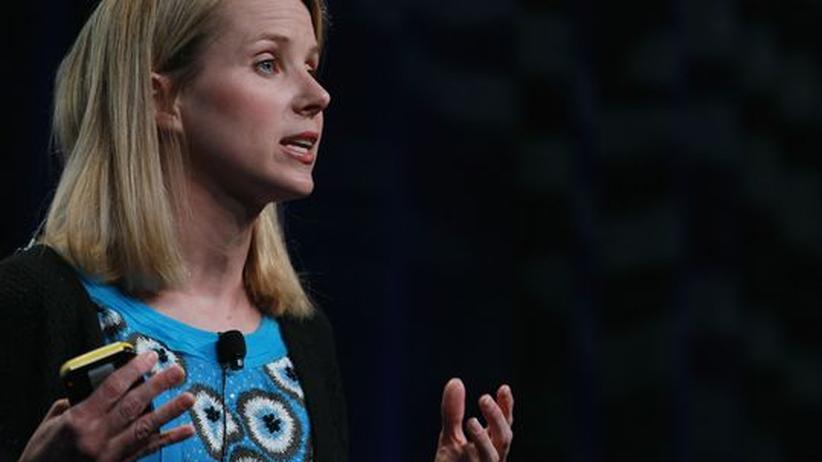 Führungswechsel: Google-Managerin Mayer wird neue Chefin von Yahoo