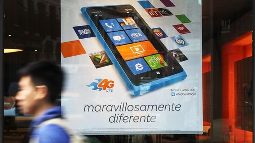 Mobilfunk: Nokia macht Milliardenverlust