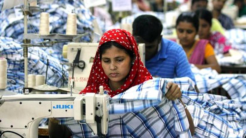 Arbeitsbedingungen: Die Modelüge