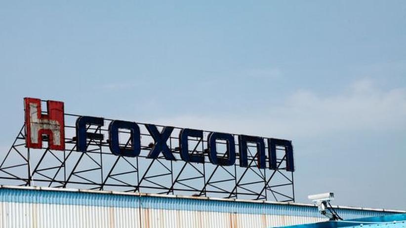 Apple-Zulieferer: Foxconn stoppt Produktion nach Massenschlägerei