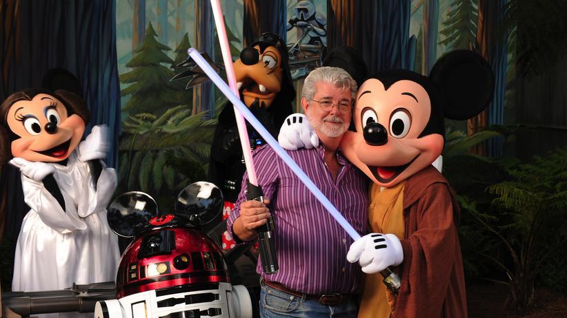 Lucasfilm: Disney kauft Star-Wars-Produktionsfirma