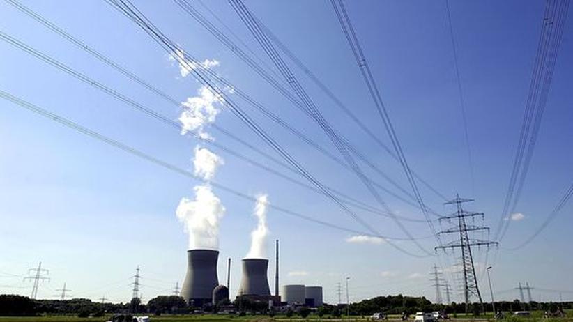 Energiekonzern: RWE stoppt Bau neuer Atomkraftwerke