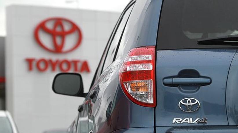 Technischer Fehler: Toyota ruft weltweit sieben Millionen Autos zurück