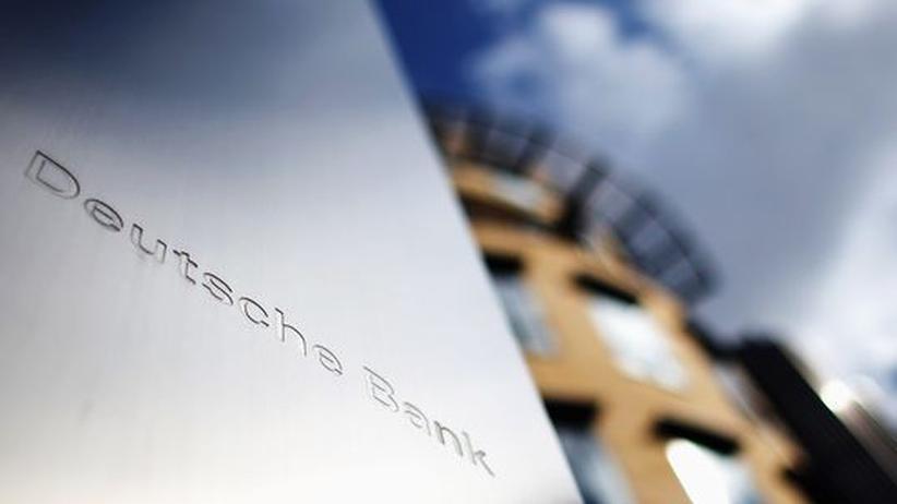 Finanzaufsicht: Deutsche Bank gilt als Top-Gefahr für das Finanzsystem