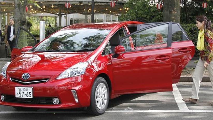 Technische Mängel: Toyota ruft 2,7 Millionen Autos in die Werkstätten