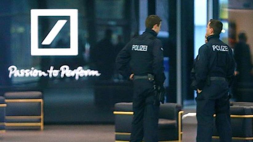 Kirch-Prozess: Erneut Razzia bei der Deutschen Bank