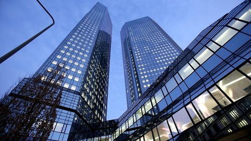 Steuerbetrug: Deutsche Bank soll belastende Daten gelöscht haben