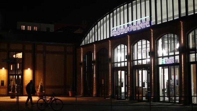 """Medien: Ein bisschen Rettung für die """"Frankfurter Rundschau""""?"""