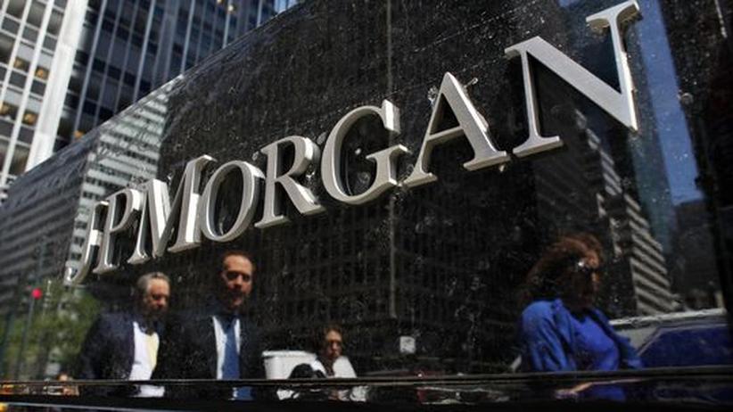 Finanzkrise: US-Aufsichtsbehörde verklagt Großbank J.P. Morgan