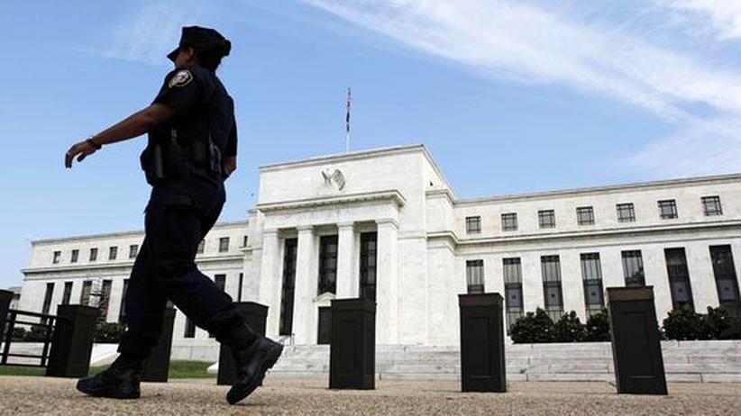 Federal Reserve: Hacker dringen ins Netzwerk der US-Notenbank ein
