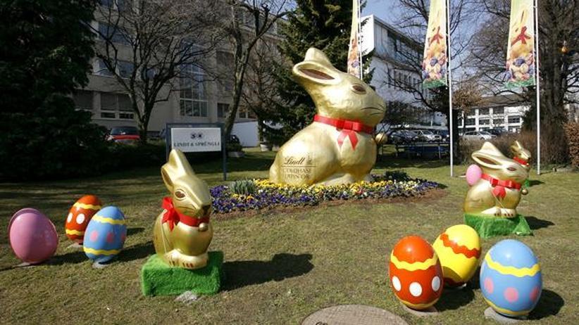Markenrecht: Richter lehnt Monopol für Lindt-Goldhasen ab