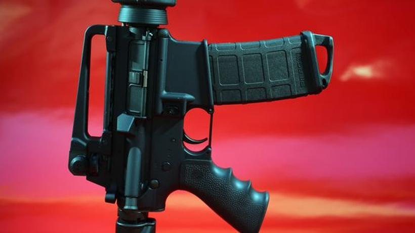 Waffenbesitz Aufgerüstet Zeit Online